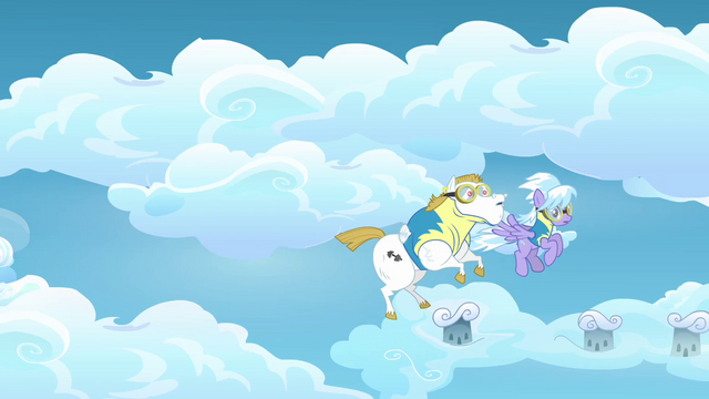 File:Cloudchaser and Bulk Biceps sees Rainbow and Lightning flying away S3E07.png
