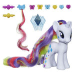 Cutie Mark Magic Styling Strands Rarity doll