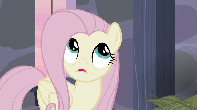 "File:Fluttershy ""aside from locking us in here"" S5E02.png"
