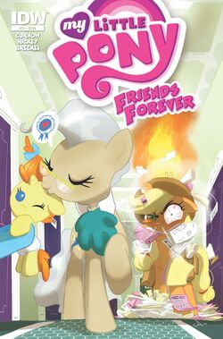 Friends Forever issue 15 cover A