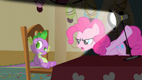 Pinkie Pie 'Talk about our friends' S1E25