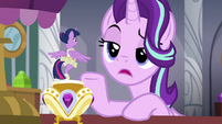 "Starlight Glimmer ""I think you might be biased"" S7E10"
