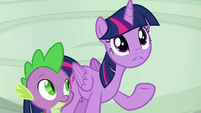 "Twilight ""so are the rest of the Wonderbolts"" S6E7"