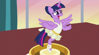 "Twilight Sparkle ""if you ever need to talk"" S7E10"