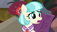 Coco Pommel worries about the rest S5E16