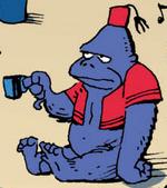Micro-Series issue 10 gorilla