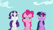 Pinkie Pie feeling sick with neck twisted S02E16.png