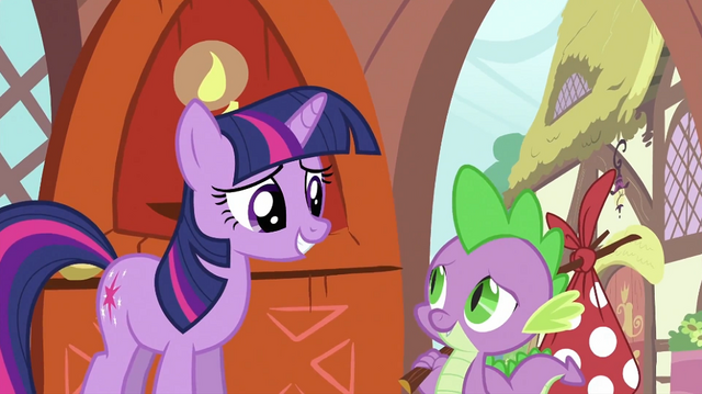 File:Twilight letting Spike go S2E21.png