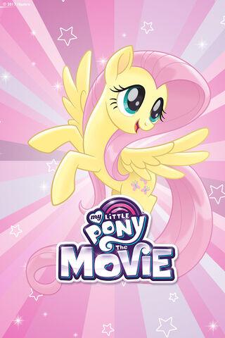 File:MLP The Movie Fluttershy mobile wallpaper.jpg
