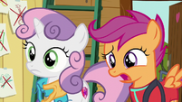 "Scootaloo ""I never said that"" S6E4"