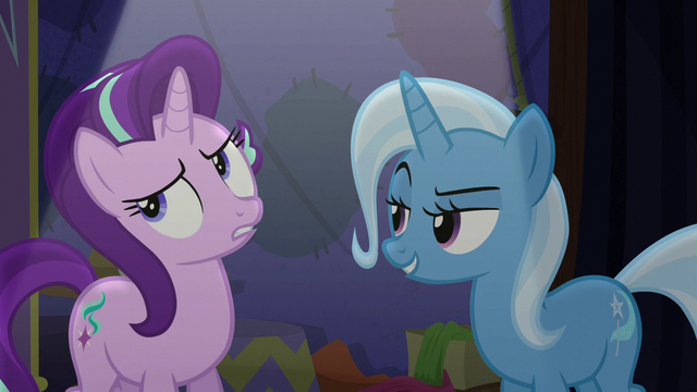 "File:Starlight Glimmer ""not at that boring dinner"" S6E6.png"