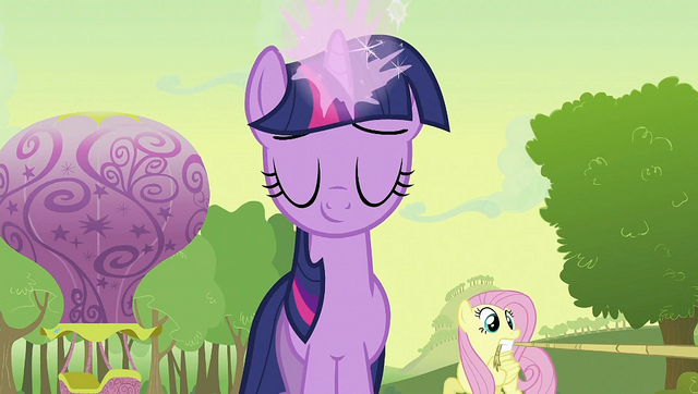 File:Twilight about to restore Rainbow Dash S2E02.png
