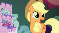 "Applejack ""in the same theater?"" S6E20"