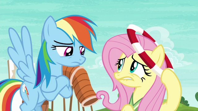 File:Rainbow Dash disappointed in Fluttershy S6E18.png