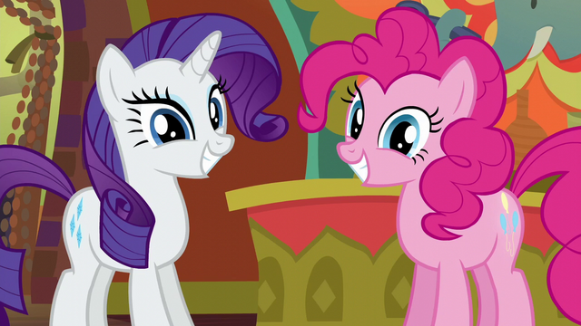 File:Rarity and Pinkie Pie very happy S6E12.png