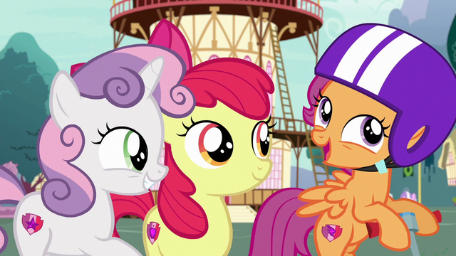 """File:Scootaloo """"could this get any better or what?"""" S6E19.png"""