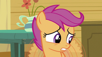 Scootaloo moving her wings S2E23
