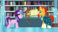 Starlight Glimmer excited to try another spell S7E1