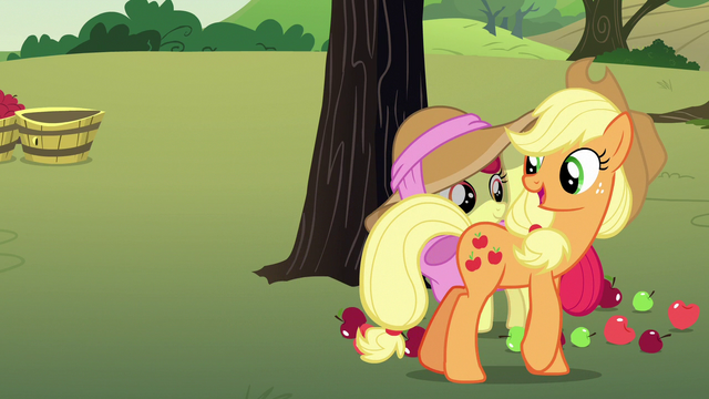 """File:Applejack """"you know about that kind o' stuff"""" S7E9.png"""
