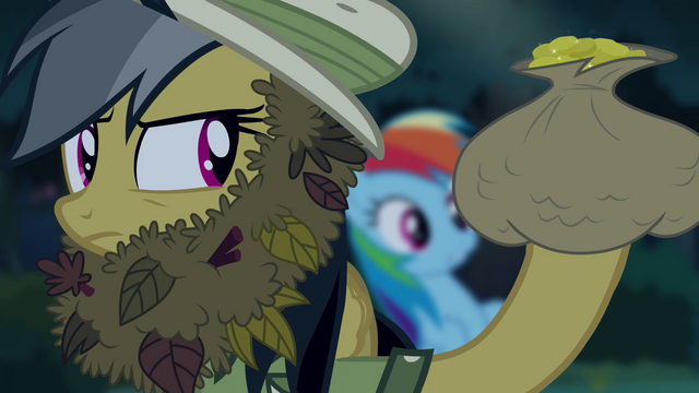File:Daring Do holding bag of bits S4E04.png