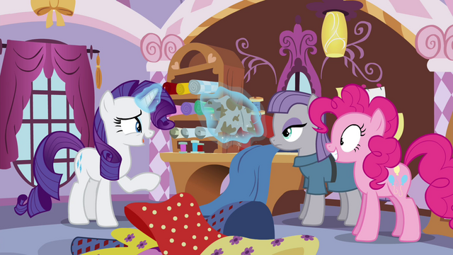 """File:Rarity """"I'm sure I could work my magic"""" S4E18.png"""