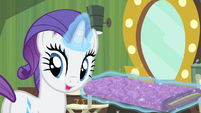 Rarity 'Oh, not at all!' S4E08