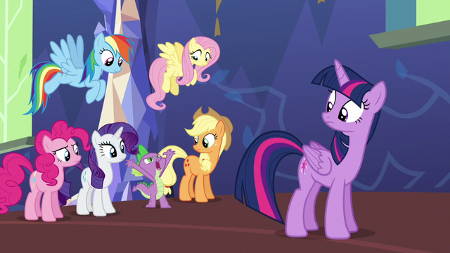 """File:Spike """"it looks exactly the same!"""" S5E3.png"""
