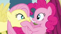 Pinkie Pie 'I've got so many wonderful friends having fun' S3E3