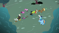 Rainbow Dash and the competition S2E7
