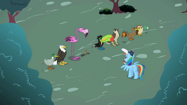 File:Rainbow Dash and the competition S2E7.png