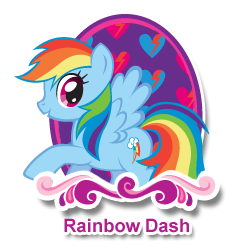 File:Rainbow Dash sprite from hubworld.png