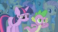 """Spike """"you show her, AJ!"""" S1E06"""
