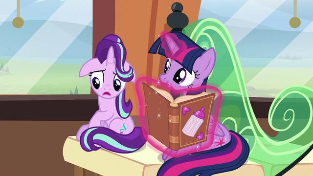 """File:Starlight Glimmer """"actually, Twilight"""" S6E1.png"""