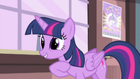 Twilight 'The timing couldn't be more perfect' S4E11