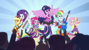 Twilight and the Sonic Rainbooms EG2.png