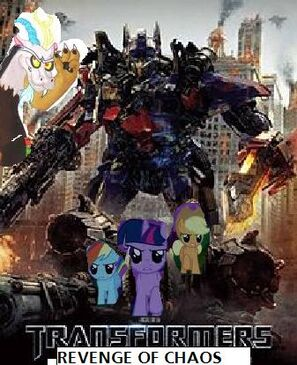 FANMADE Transformers 3