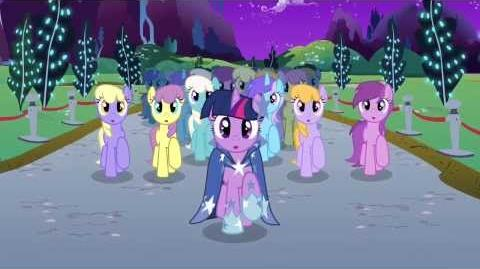 MLP FiM Music At The Gala HD