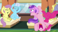 Pinkie doing cartwheels S7E4.png