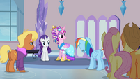 Rainbow Dash thinks she ruined everything S03E12
