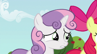 "Sweetie Belle ""a problem that even we can't handle"" S6E19"