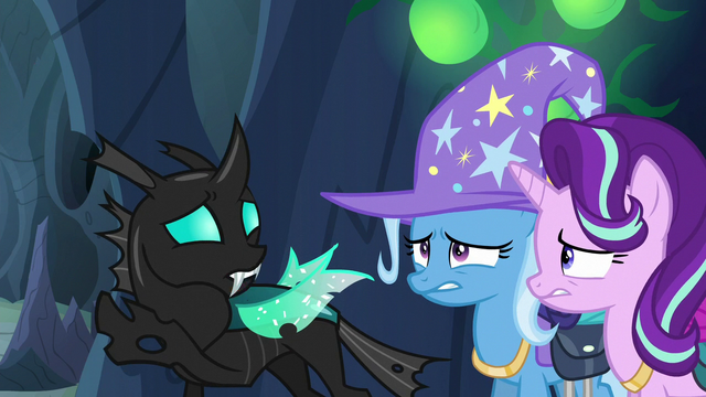 """File:Thorax """"the castle will be crawling with guards"""" S6E26.png"""