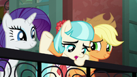"Coco Pommel ""I suppose so"" S5E16"