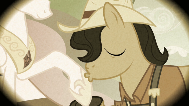 File:Smith's father kisses Celestia's hoof S2E12.png