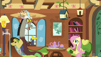 """Discord """"how about we have the tea party"""" S7E12"""