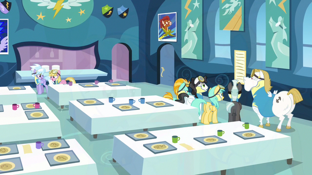 File:Everypony checking the list S3E7.png