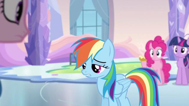 File:Rainbow Dash it didn't happen S3E12.png