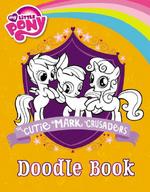 Cutie Mark Crusaders Doodle Book cover