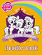 Cutie Mark Crusaders Doodle Book cover