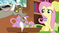 """Discord """"you really do make the best finger foods"""" S7E12"""