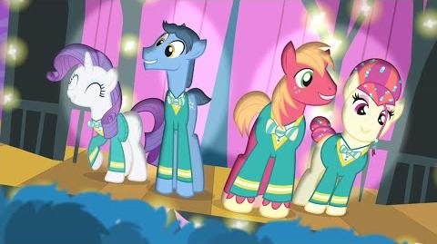 Dutch My Little Pony Find The Music In You HD